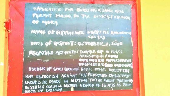 À Dagotière - Projet de maison de jeu : la décision du conseil de district attendue