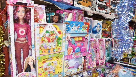 Prisez les jouets à petits prix