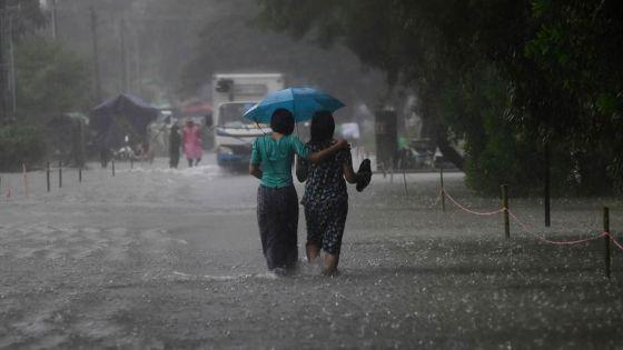 Weather Forecast : rainy Christmas Eve expected