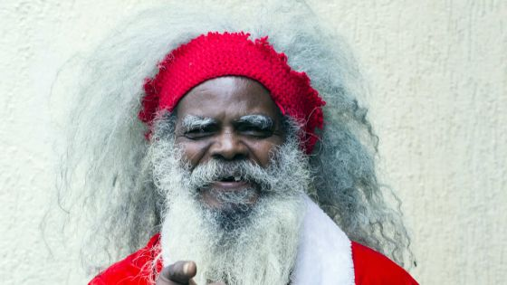 Les confidences de PEM, le Père Noël mauricien : «Je ne savais même pasce que c'était la Noël»