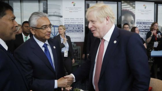 Rencontre Boris Johnson- Pravind Jugnauth : les discussions sur les Chagos rouvertes