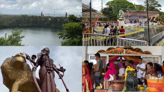 How a lake becamethe sacred Ganga Talao