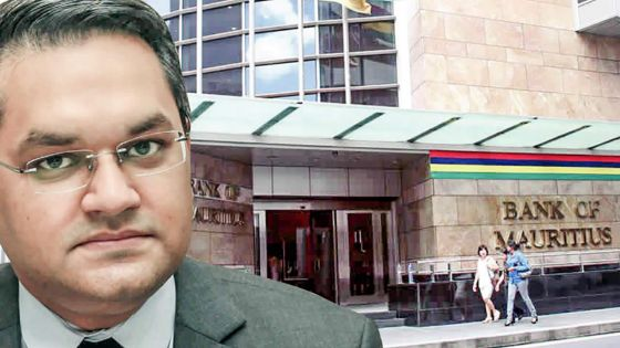Harvesh Seegolam appointed as Governor of the Bank of Mauritius