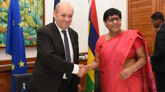 Coopération Maurice-France :Rodrigues, l'éducation et l'économie bleue au centre des discussions