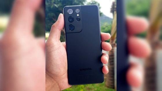 On a testé pour vous -Le Samsung Galaxy S21 Ultra : l'ultra haut de gamme à la coréenne