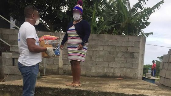 Confinement : Global Healing Foundation vient en aide aux nécessiteux