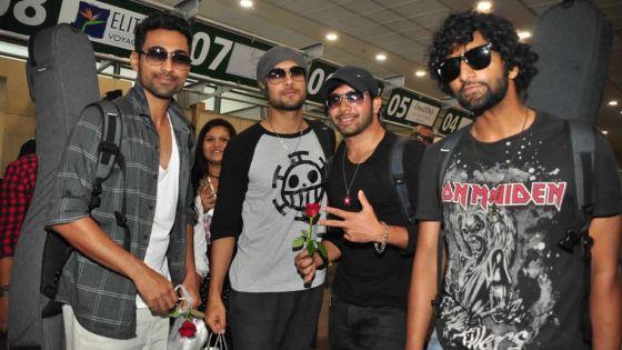 Sanam Band promet un concert qui embrasera le SVICC
