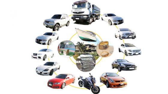 Transaction de drogue : des voitures modifiéespour blanchir l'argent sale