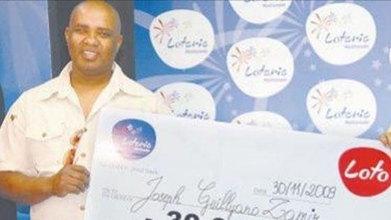 Un gagnant de Rs 30 millions au Lotto arrêté - Son épouse : «Il n'est pasun trafiquant de drogue»