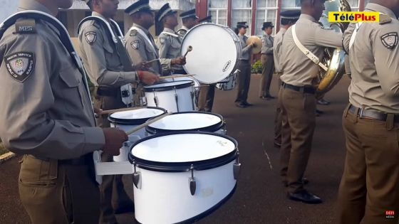 Fête de la musique : aux notes de la Prison Marching Band
