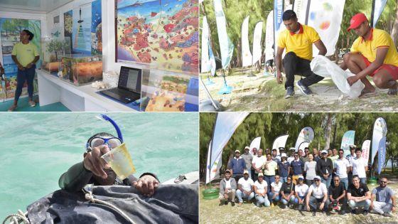 Défi Vert-Plein Air : campagne de nettoyage à Belle-Mare
