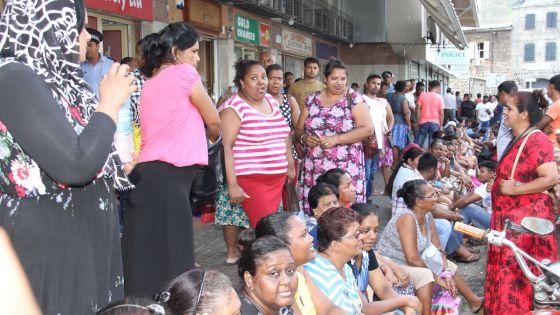 18 mois après la fermeture de l'usine Texto Ltd : des employées avec plus de 20 ansde service attendent leur indemnisation