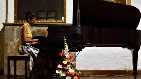 Shekina Mootanah : jeune prodige du piano