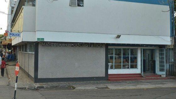 Mahébourg : de la drogue cachéesur le toit d'un store