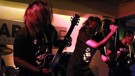 Concert du 1er septembre : sous l'effet galvanisant du 'metal'