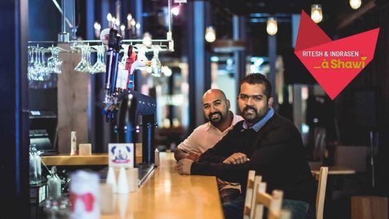 Le parcours d'Indrasen Teeroovengadum : d'apprenti-chef à copropriétaire d'un restaurant au Québec