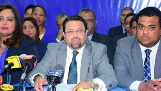 Le PMSD dément que ses membres rallieront le camp gouvernemental