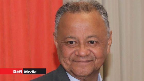 Présidence : Pradeep Roopun en mission à l'étranger, Eddy Boissézon assure l'intérim