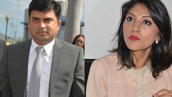 Alliance Nationale : privés d'investiture, Anishta Babooram et Dan Baboo «choqués»