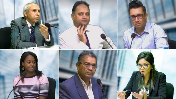 L'heure est au bilan : confrontation entre les candidats aux prochaines générales