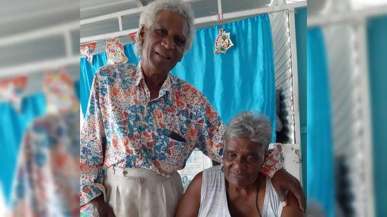 Tonton Empeigne et Maude :58 ans de vie commune, entre doute, peine et amour