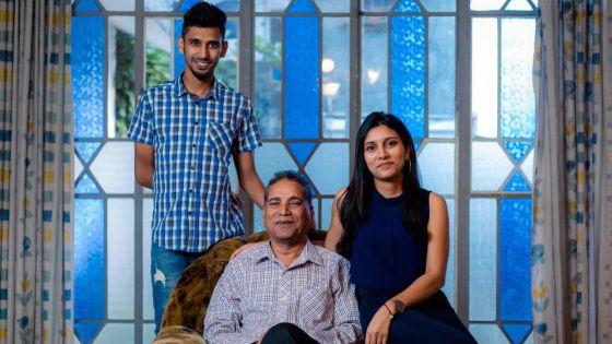 Volontariat :Dyananraj Soodeehul à l'écoutedes handicapés