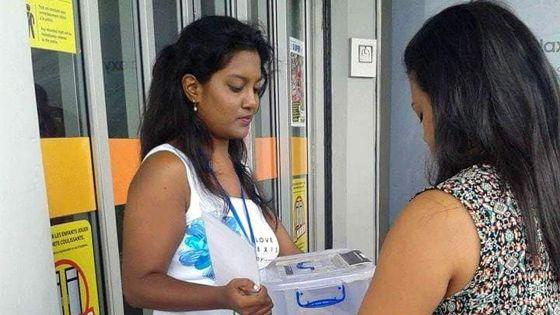 Anoosha Purlackee, secrétaire chez GIVE :«Les pauvres doivent bénéficier d'une protection sociale»