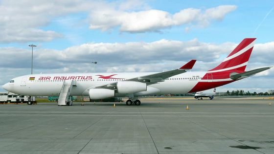 Air Mauritius : vers le prolongement de la suspension des vols