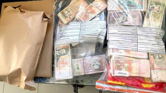 Blanchiment d'argent allégué :Shahnawaz Caunhye arrêté avec Rs 1, 1 m