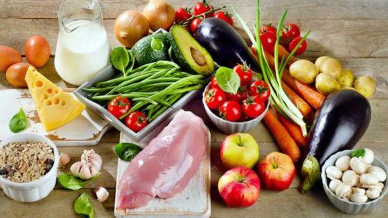 Le panier de légumes coûte Rs 823