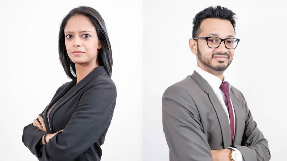 Venna Pavaday-Noonaram et Dirish Noonaram (les fondateurs de VERDE) :«Le résultat serait similairesi les non-inscrits avaient voté»