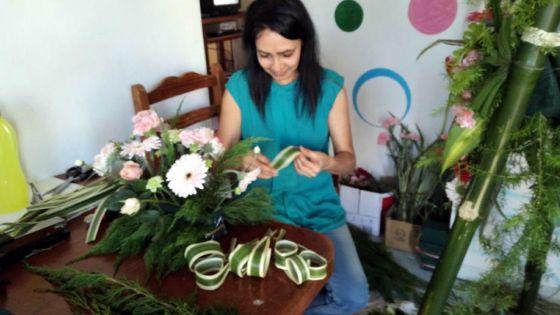 Vimla Luchmun : le plaisir de lire du fait-main