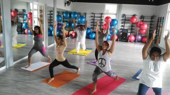Laila Nayamuth : An Instructor Demystifying Myths about Yoga