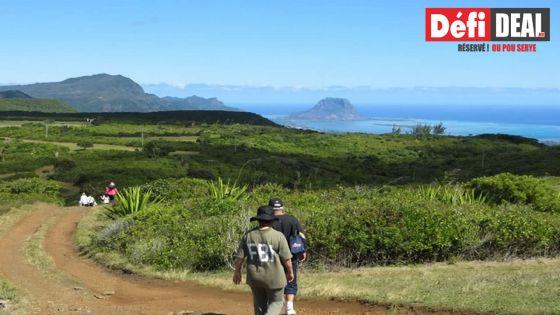 Randonnée au cœur de la nature