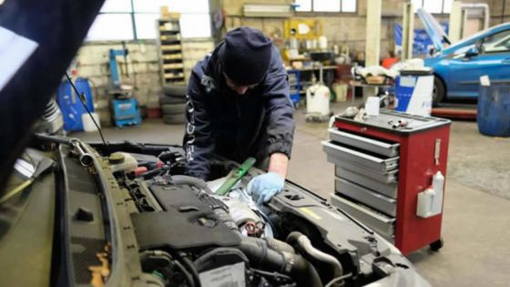 Le véhicule n'a aucun défaut d'origine : plus de Rs 10 000 de réparationspour une voiture neuve