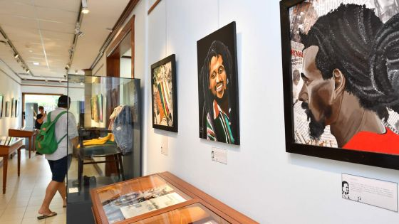 Exhibition : The Blue Penny Museum Honours Singer Kaya