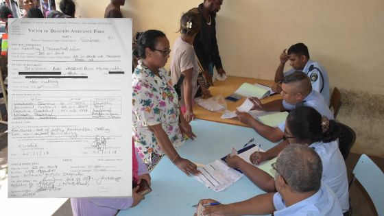 En savoir plus : le Victim of Disasters Assistance Form