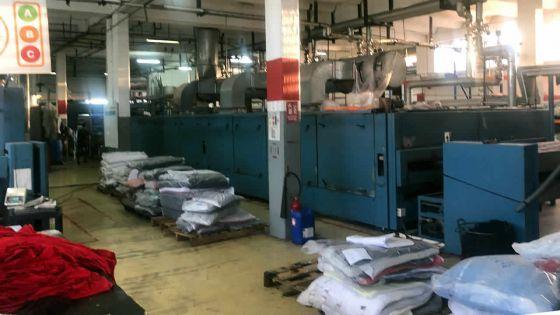 Fermeture immédiate de Palmar Ltée : 1300 employés sur le pavé