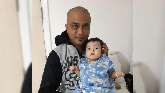 Faute de moyens : le petit Yuvansh rentrera au pays sans avoir pu faire de transplant