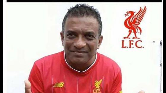 L'auteur de «Kout tet mo vini» vient enrichir le répertoire des fans de Liverpool d'un séga
