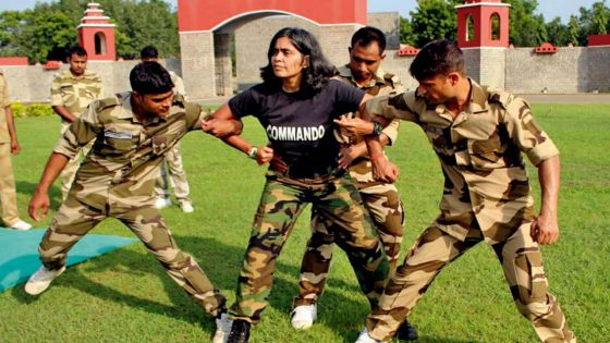 Every day is women's day - Seema Rao: the only woman commando trainer in India