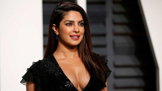 Priyanka Chopra présente Gully Boy à Los Angeles