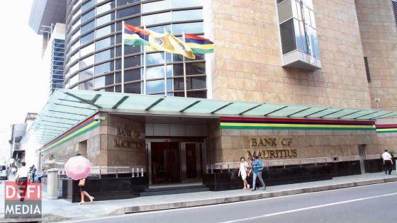 Finances publiques : la Banque de Maurice annule Rs 32 milliards d'allocation à l'Etat
