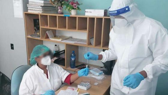 Une habitante testée positive à la Covid-19 : l'inquiétude plane sur Roche-Bois