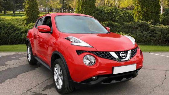 Vol de voitures : une Nissan Juke vendue à Rs 100 000