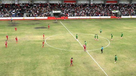 JIOI 2019 - Football : défaite interdite pour le Club M, suivez en direct la rencontre Maurice/Madagascar