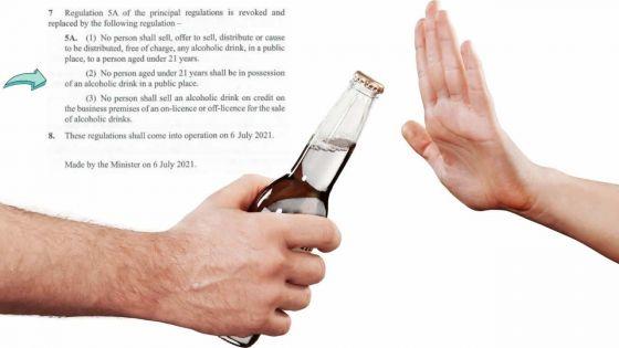 Public Health Act : confusion autour des nouveaux règlements sur la vente d'alcool