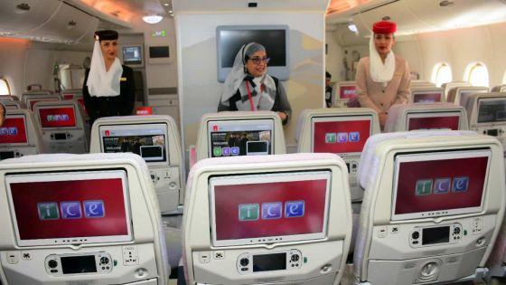 Tour guidé à bord de l'Airbus A380 : quand Emirates dévoile ses atouts