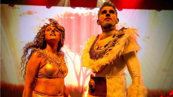 Spectacle Le Roi Lion : le Retour du Roi, un show haut en couleur