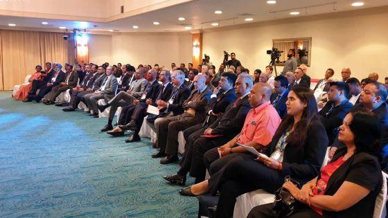 Séminaire international sur les technologies perturbatrices -Yogida Sawmynaden : «L'IA transformera le système gouvernemental»